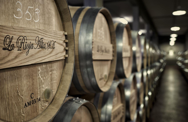 La Rioja Alta Weingut