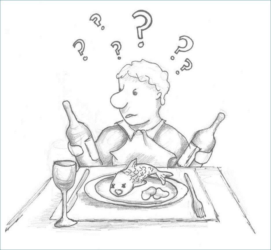Wein und Essen rebenkind